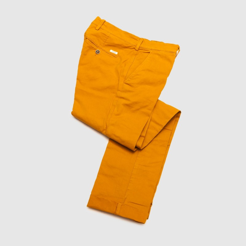 Le Chino Winter Jaune