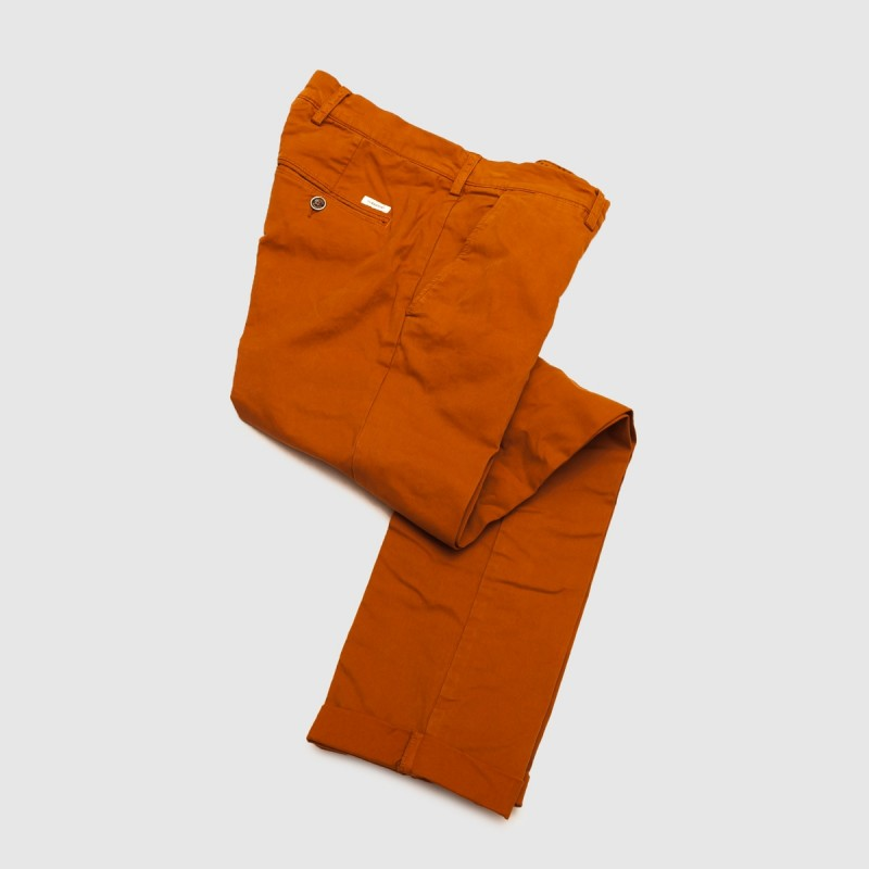 Le Chino Winter Rouille
