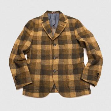 La veste Slack Carreaux