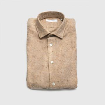 La Chemise Milano Wool Beige