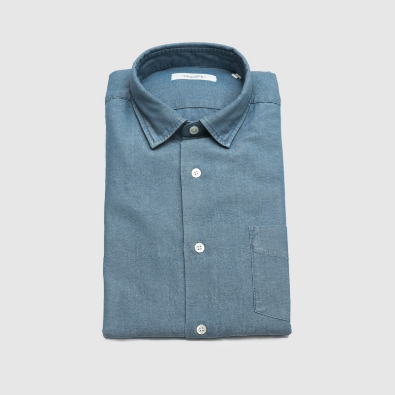 La Chemise Milano Denim Oxford