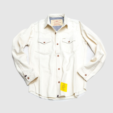 La Chemise Shirt Cool Ecru