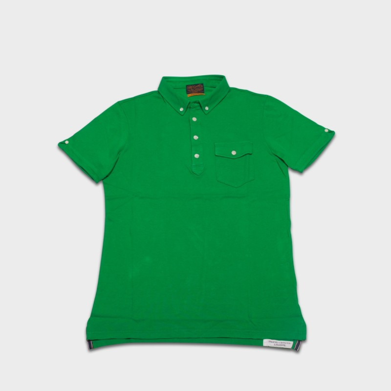 Le Polo Preppy Vert
