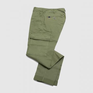 Le Pantalon Cargo Kaki