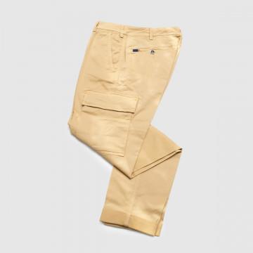 Le Pantalon Cargo Sable
