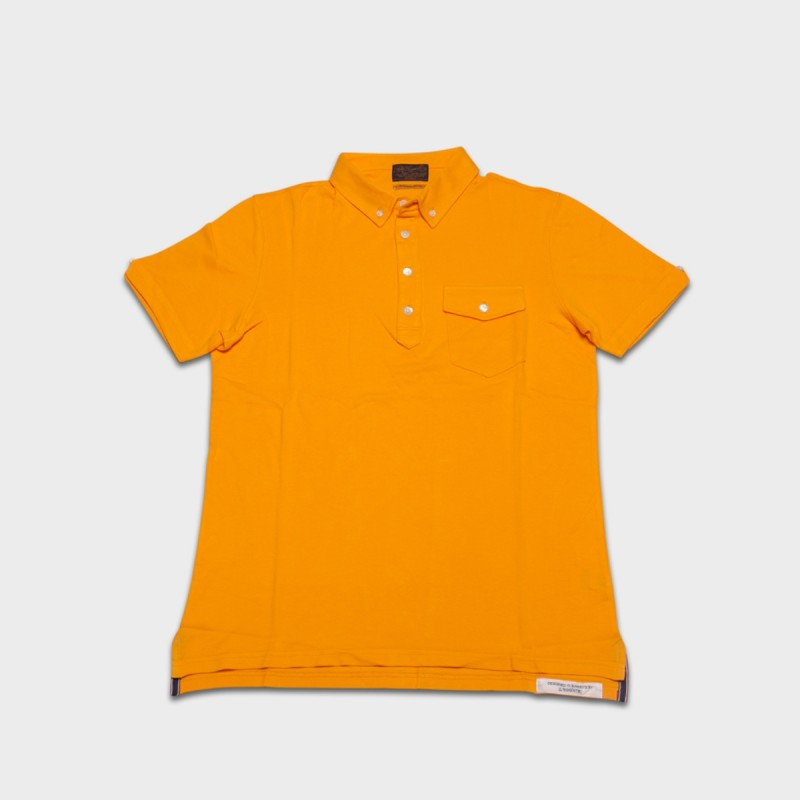 Le Polo Preppy Jaune