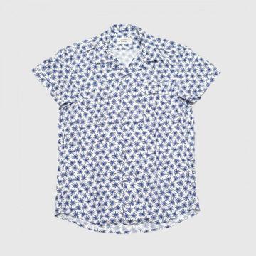 La Chemise Havana Bleu