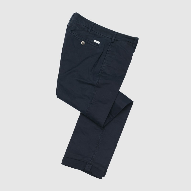 Le Chino Stretch Marine