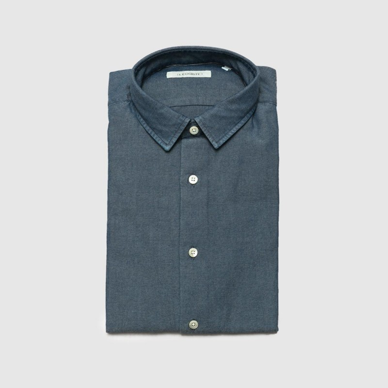 La Chemise Milano Oxford Denim