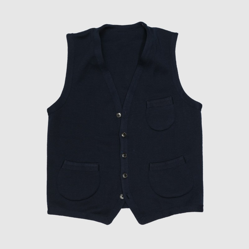 Le Gilet Perfect Wool