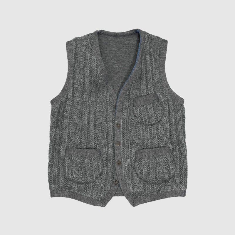 Le Gilet Perfect Wool...