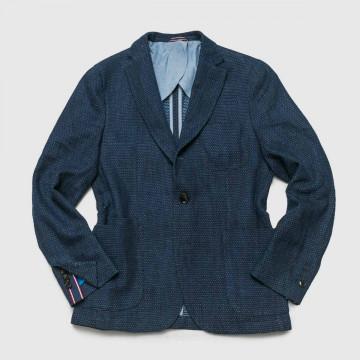 Le Blazer Slack Bleu