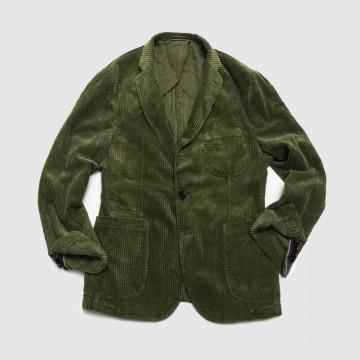 Le Blazer Slack F529 Green