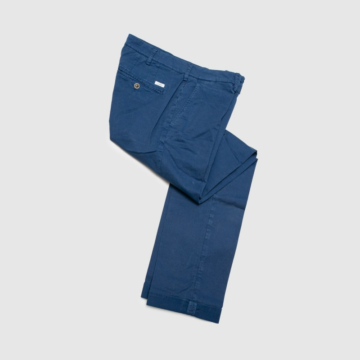 Le Chino Bleu Roy