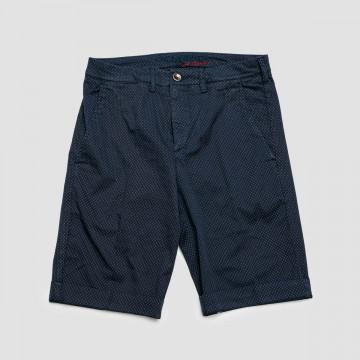 Le Short Motif Marine