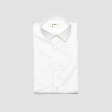 La Chemise Milano Blanc