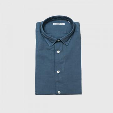 La Chemise Milano CVS Bleu