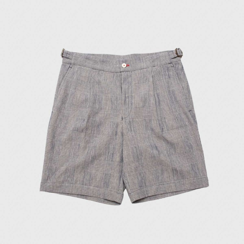 Le Short Albert 2 Carreaux