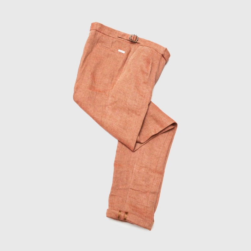 Le Pantalon Albert 2 Rouge