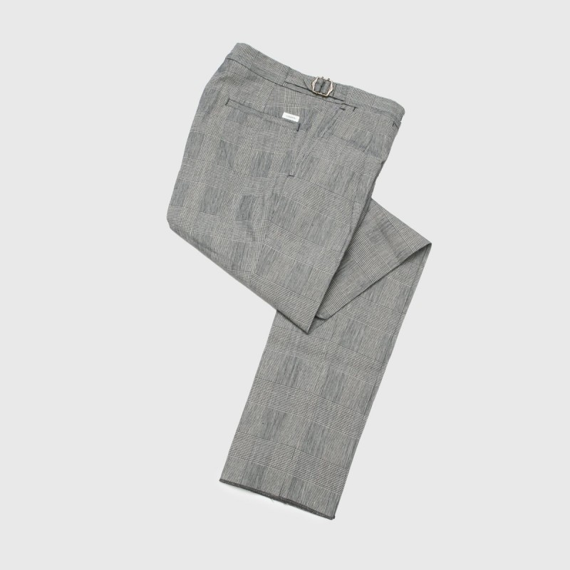 Le Pantalon Albert 2 Carreaux