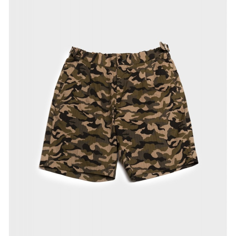 Le Cool Short Camouflage