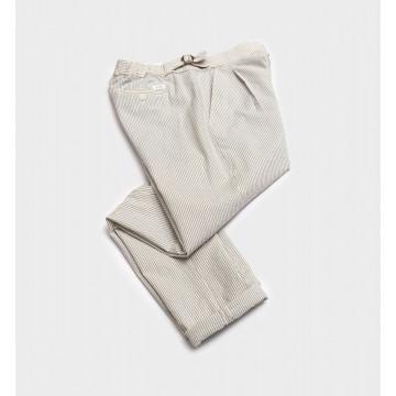 Le Cool Pants Rayure Zanieri