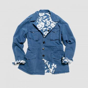 Reversible Jacket Rada Blue