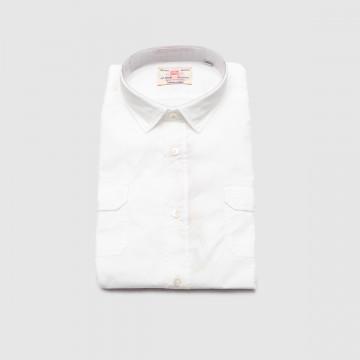 La Chemise Sahara  Blanc