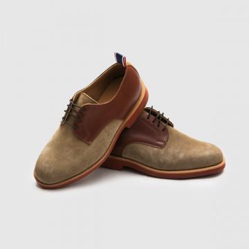 La chaussure Buck Patch