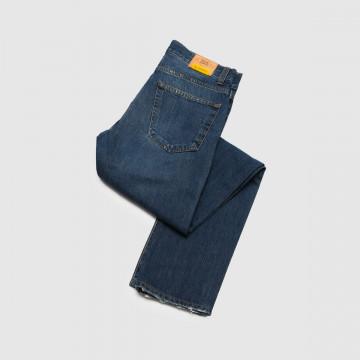 Le jeans Denim Regular Destroy