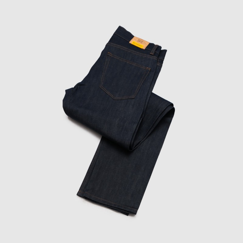 Le jeans Denim Regular Brut