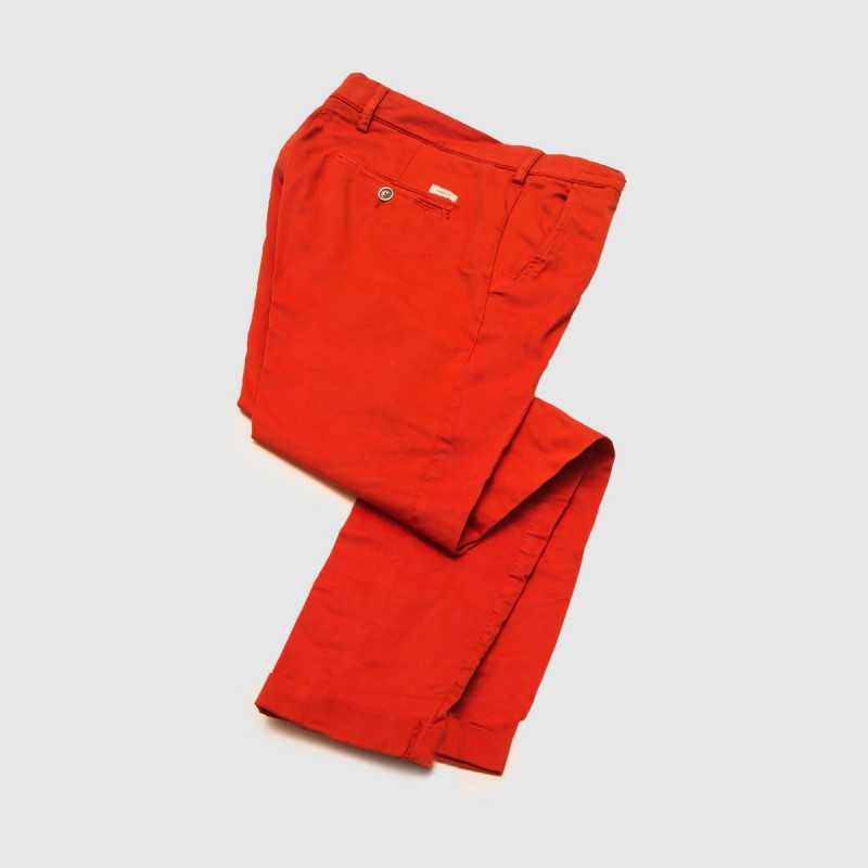 Le Chino Summer Orange