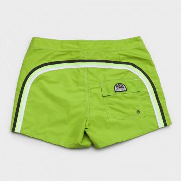 Le Boardshort Sundek Uni Lime