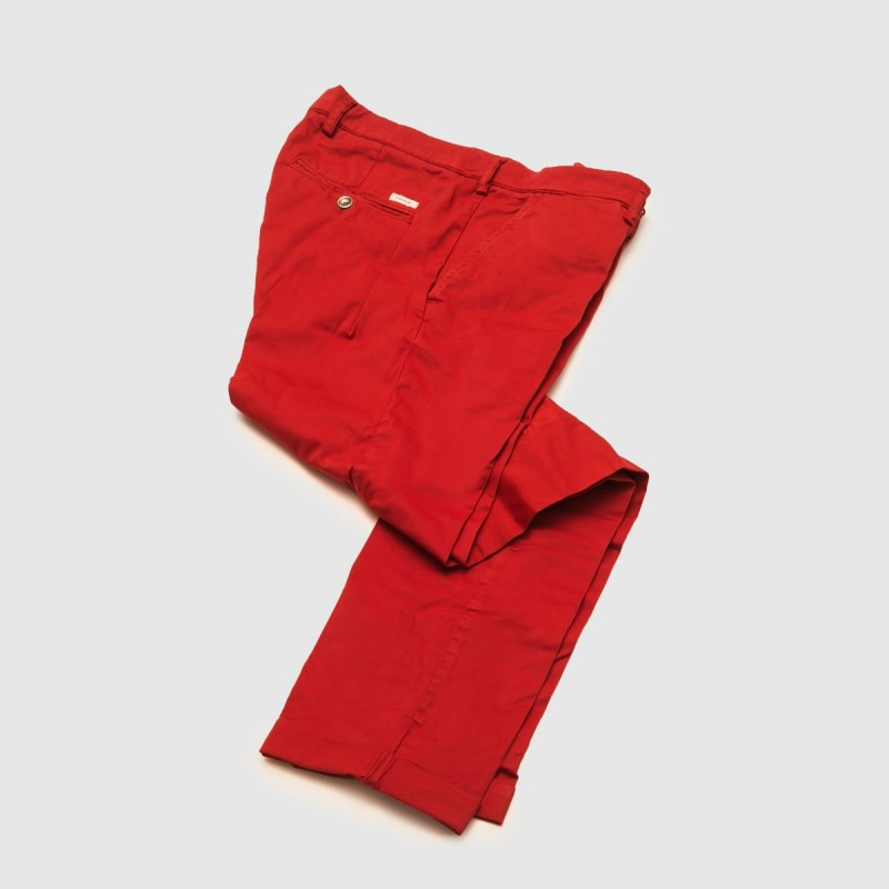 Le Chino Summer Rouge