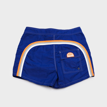 Le Boardshort Sundek Uni Bleu