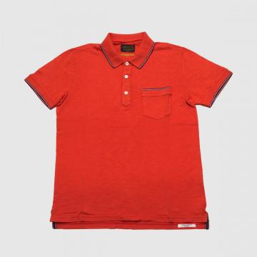 Le Polo History Orange