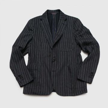 Le Blazer Trendy Rayure...