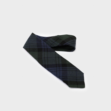 La Cravate Tie Tartan