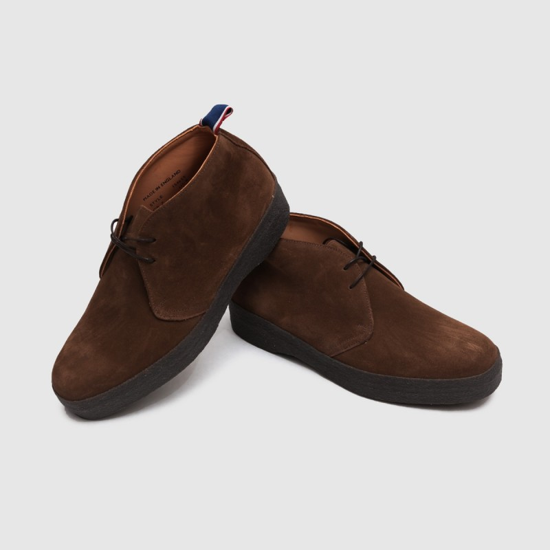 La Chukka Boot Marron